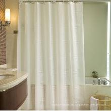 100% Polyester Duschvorhang für Hotel
