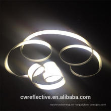 Светоотражающие с двух сторон ткани эластичная лента для шитья детской одежды