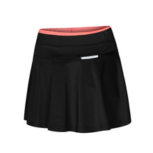 printed tennis skirt pockets