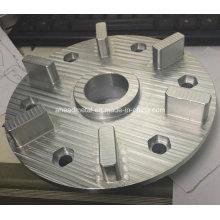 Aluminium und Edelstahl Bearbeitung China Teilefertigung