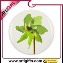 kite pattern mini button pin