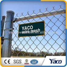 cerca de vedação japonesa galvanizado cerca de elo da cadeia pesada