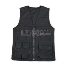 Tactical Waistcoat with Superior Quality Cotton/Polyester