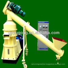 SJM-6 sawdust/wood pellet making machine of Yugong Brand popular in overseas market