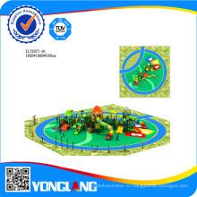 Профессиональное Изготовление Детская Игровая Площадка