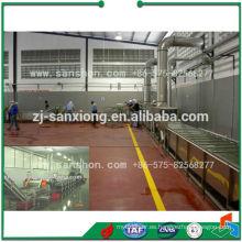Maquinaria de procesamiento de frutas secas industriales