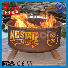 Popular 28inch Sky and Moon Fire Pit with BBQ Grill (SP-FT071)