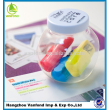 wholesale gift promotion pill highlighter set