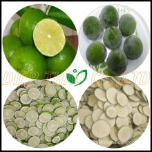 FROZEN LIME SEEDLESS/ FROZEN SLICES LIME SEEDLESS