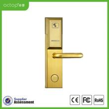 Fechaduras de porta com cartão inteligente de sala com chave