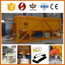 Containertyp horizontale Zementsilo, 20 Tonnen Zementsilo