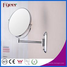Espejo de maquillaje de aumento montado en la pared Fyeer de alta calidad (M0238)