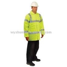 Защитная куртка и EN471.ANSI107, теплый слой