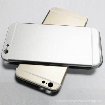 Parte de mecanizado para la caja del teléfono móvil