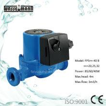 Gusseisen elektrische Druck Umwälzpumpe mit Gewinde-Ports