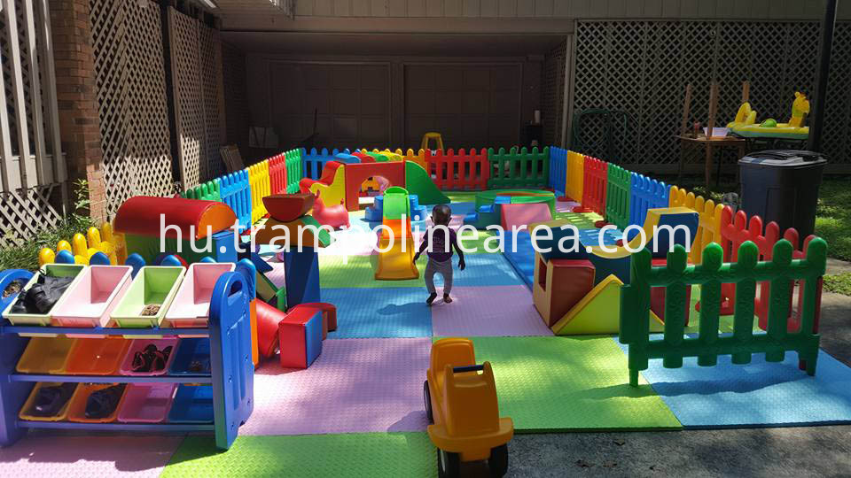 Soft Play Equipment 2