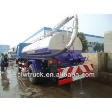 Dongfeng 153 camión de succión fecal (10 m3)