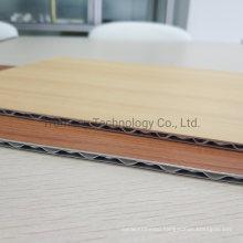 Beautiful Decorative Aluminium Composite Material Fence Panel for Toilet Partition