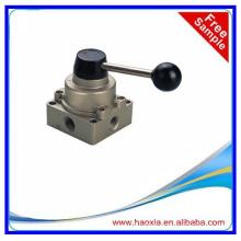 4 way pneumatic check valve HV200-02