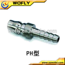 Aço inoxidável 316L mangueira mangueira de montagem