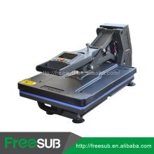 SUNMETA freesub machine de presse de la chaleur automatique, machine de presse de chaleur T-shirt ST-4050A hydraulique