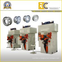 Машина для производства колесных дисков для гидравлических тракторов (линия)