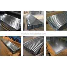 Aluminum Zinc Coated Galvanized Corrugated Roofing Sheet