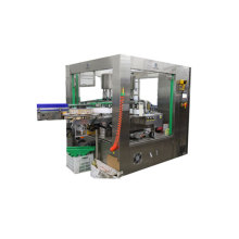 Etiquetadora de pegamento termofusible 24000BPH para botella de agua