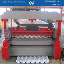 Предварительная краска оцинкованная стальная листовая машина для холодной прокатки