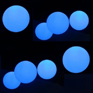 3D LED Pixel Sphere Outdoor Deck RGB Ball