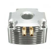Radiador de água de refrigeração de peças de alumínio do molde