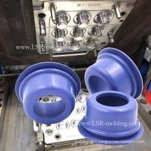 Custom Rubber Silicone Insulation Neoprene Grommet