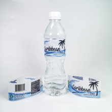 Transparent Shrink Sleeve Label For Mineral Water Perfect Design Good Quality