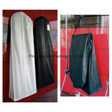 Sac à vêtements en tissu non-tissé en PP avec gousset latéral