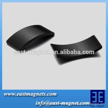 Epoxy beschichtetes kraftvolles Segment Magnet mit hoher Qualität