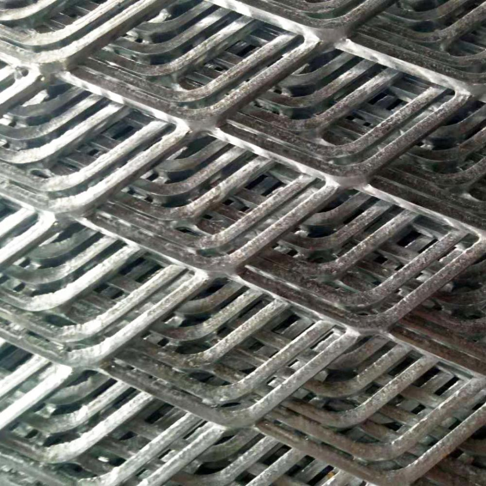 Carbon Steel Expanded Metal Grating