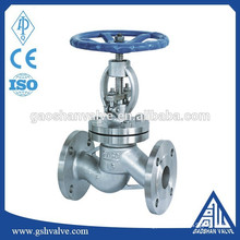 stainless steel 304 globe valve pn16