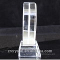 Персонализированные 3D лазерная гравировка K9 наград ясно Хрустальное сердце кристалл рождения, Свадебные подарки сувениры