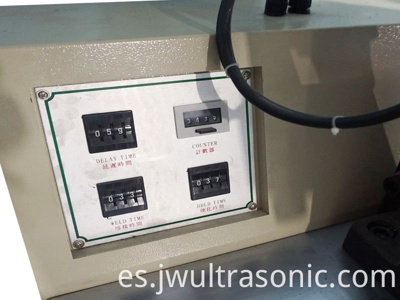 Ultrasonic Plastic Welder With 15K (3200W) PLC
