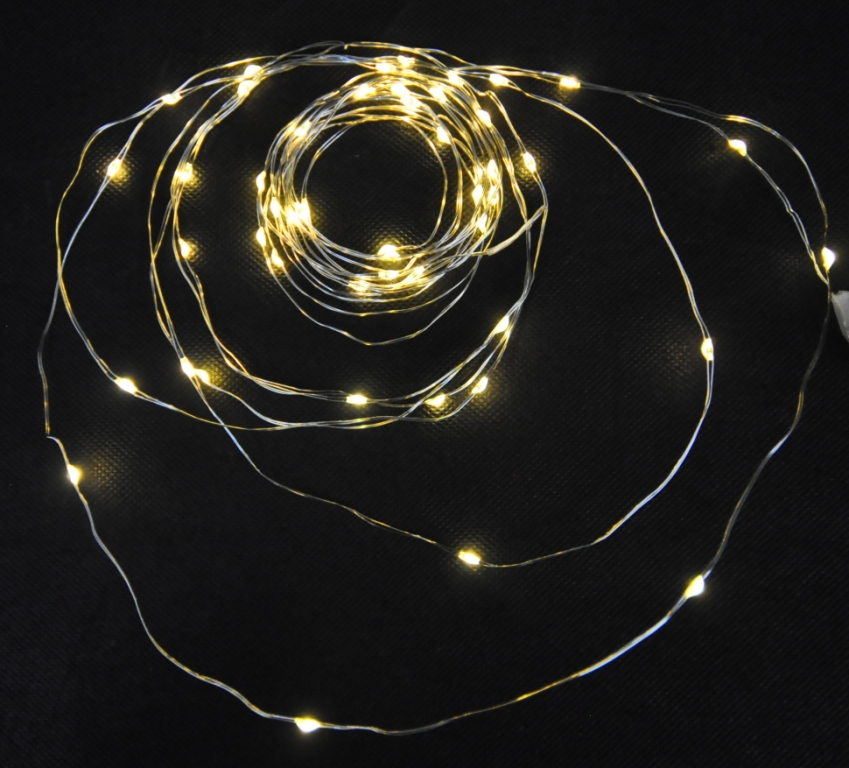 Cute Micro LED string lights for Christmas