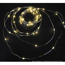Микро светодиодные медный свет/огни строки