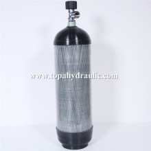 Paintball seamless pcp air tanks