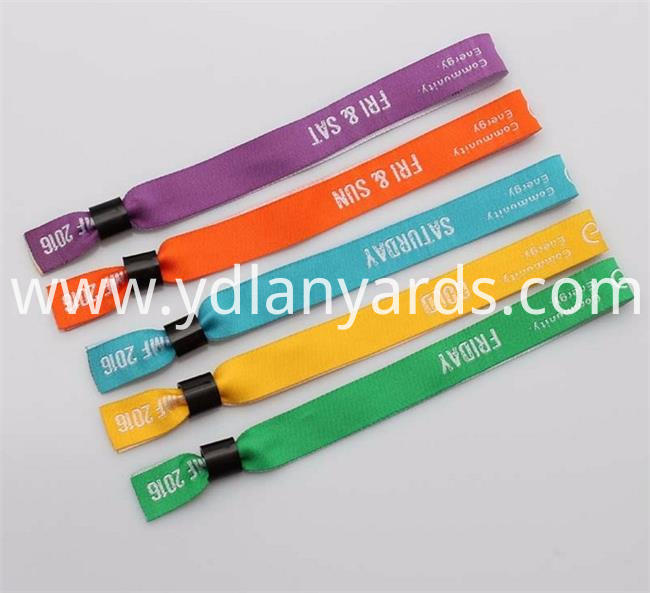 Custom Wristbands For Events