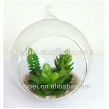China new design mini artificial succulent plants for decoration