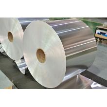 Feuille d'aluminium nue pour échangeur de chaleur