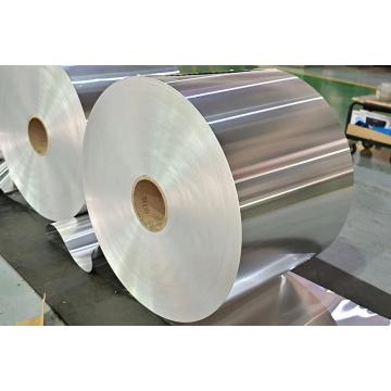 Folha de alumínio para trocador de calor