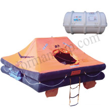 solas liferaft yacht liferaft Inflatable 8 person drop type life raft
