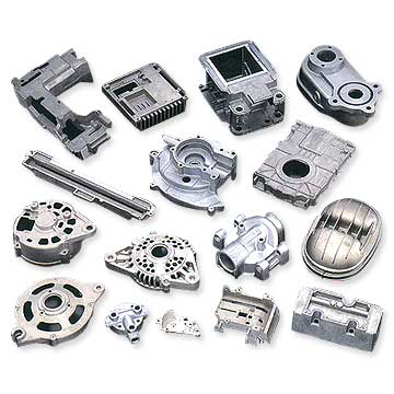 Pressure Die Casting PUMPS COVER