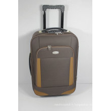 Vente en gros à bas prix doux EVA extérieur Trolley Sac bagages