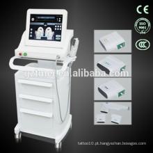 2015 mais recente tecnologia hifu anti remoção de rugas hifu máquina médica com CE